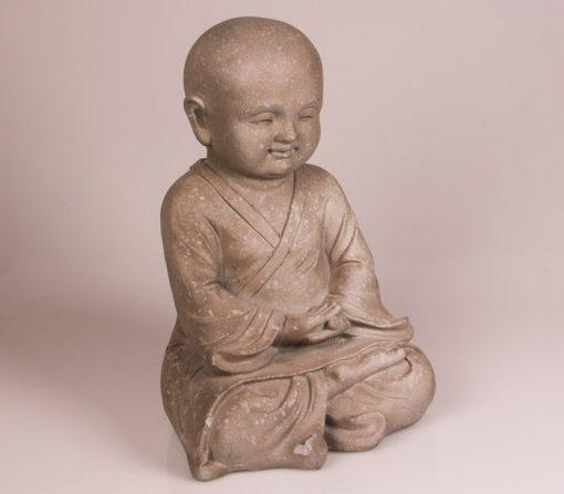 Shaolin monnik beeld ontvanger