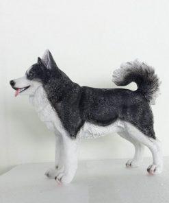 Dierenfiguur Husky